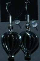 Earrings-Black