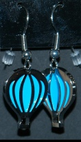 Earrings LBlue
